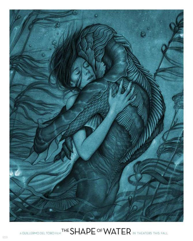 'The Shape of Water' Will Be