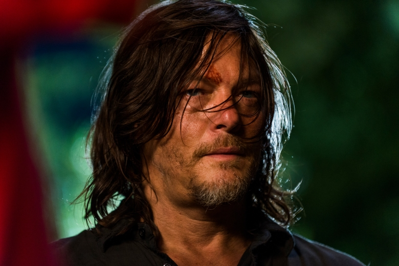 Norman Reedus as Daryl Dixon - The Walking Dead _ Season 8, Episode 8 - Photo Credit: Gene Page/AMC