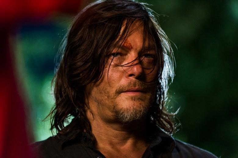 Norman Reedus as Daryl Dixon - The Walking Dead _ Season 8, Episode 8 - Photo Credit: Gene Page/AMC