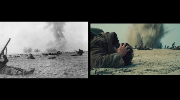 Watch: How 'Dunkirk' Compares to Real WWII Archival Footage | IndieWire