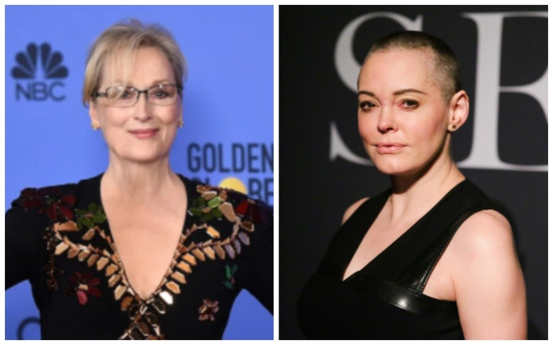 meryl streep rose mcgowan call out