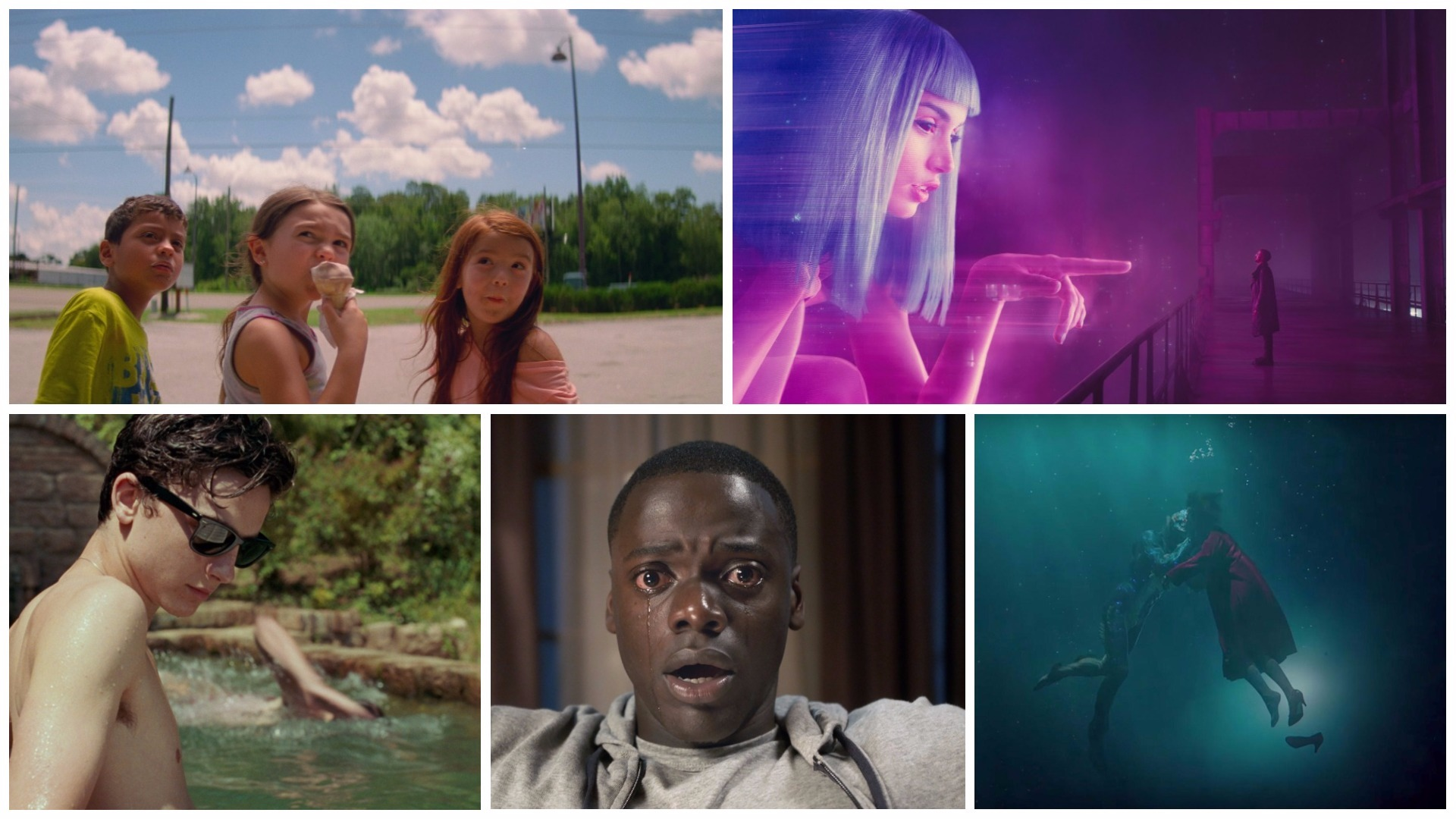 42 Directors Pick Their Favorite Movies of 2017, Including Denis Villeneuve, Guillermo del Toro, and More