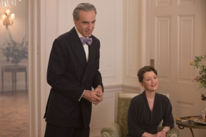 Daniel Day-Lewis Lesley Manville Phantom Thread