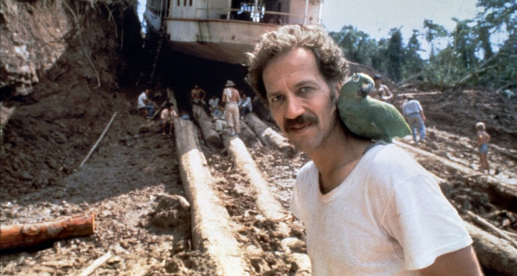 Werner Herzog in Burden of Dreams
