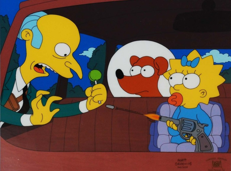 Who Shot Mr. Burns The Simpsons