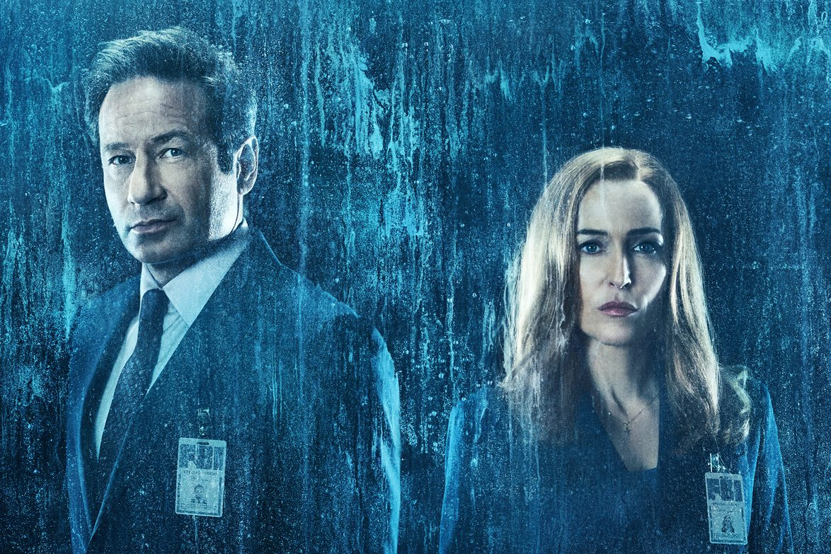 the xfiles season 11 review mulder and scully excite in
