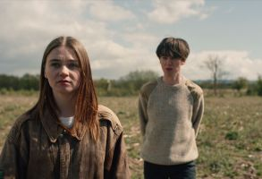The End of the F***ing World Netflix Jessica Barden Alex Lawther The End of the Fucking World Netflix