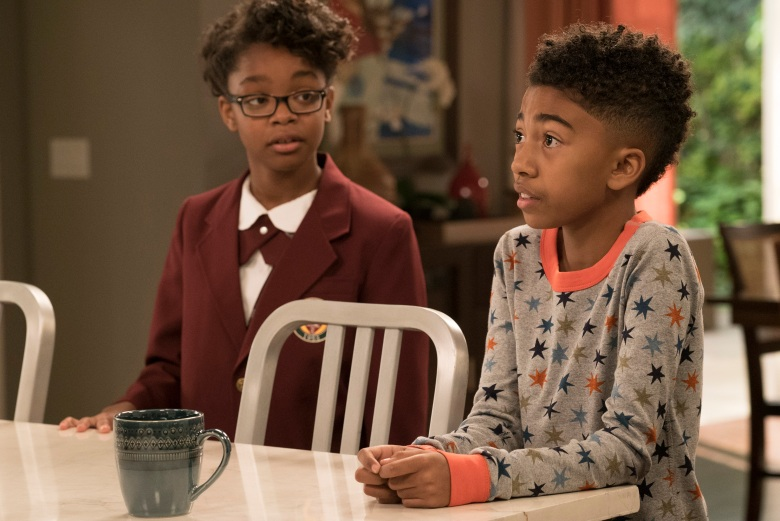 "Marsai Martin and Miles Brown, ""Black-ish"""