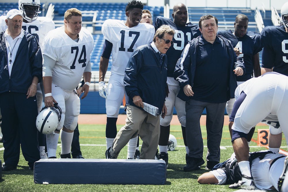 Paterno Al Pacino as Joe Paterno HBO Movie