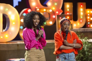 '2 Dope Queens' Podcast Says Goodbye with Michelle Obama Conversation