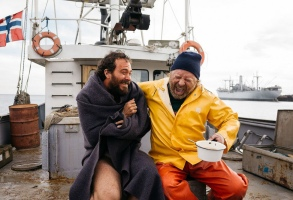 The Passage Philip Burgers and Julian Grant Sundance Episodic Section