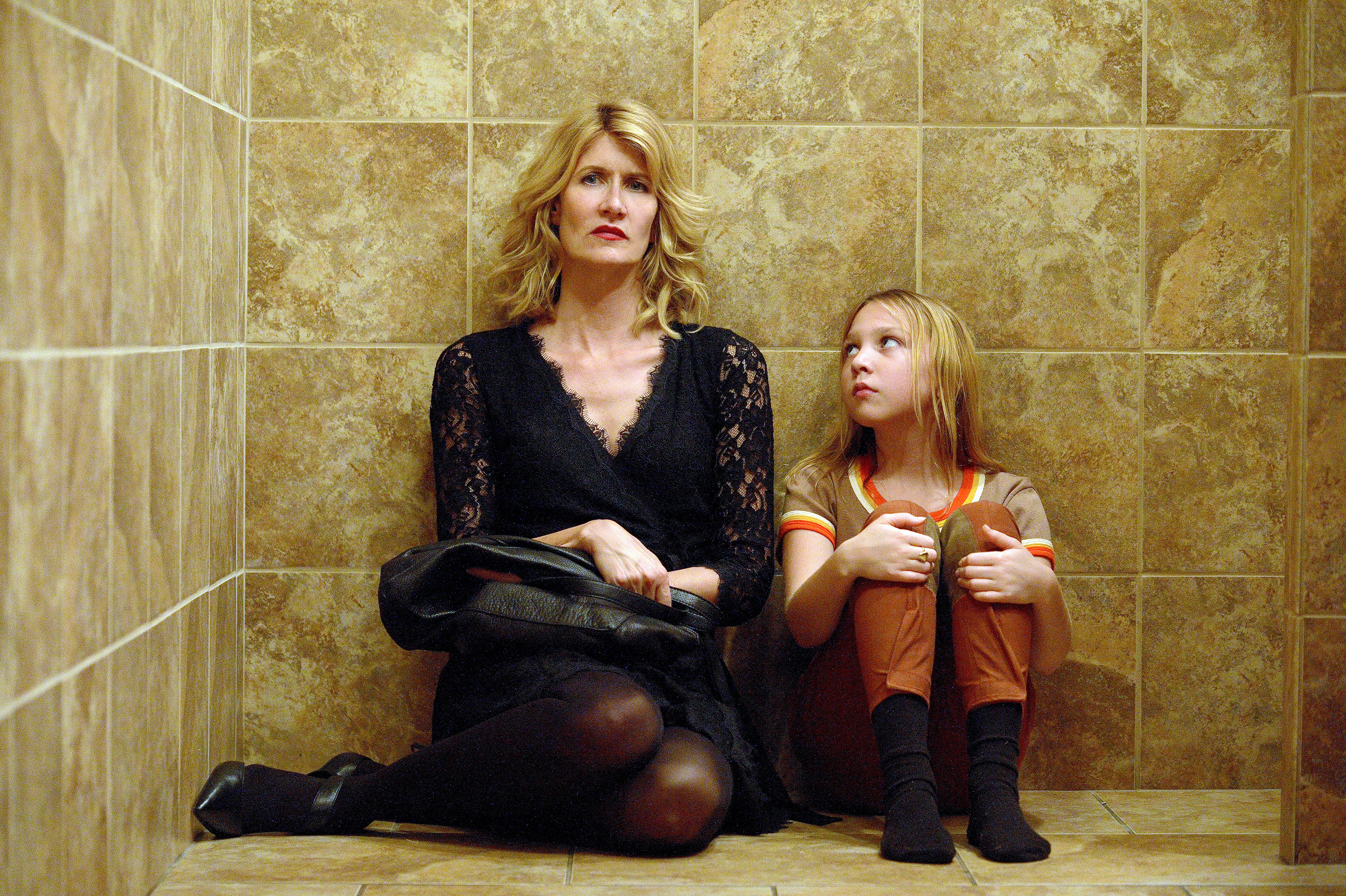 Laura Dern and Isabel Nelisse appear in <i>The Tale</i> by Jennifer Fox, an official selection of the U.S. Dramatic Competition at the 2018 Sundance Film Festival. Courtesy of Sundance Institute | photo by Kyle Kaplan. All photos are copyrighted and may be used by press only for the purpose of news or editorial coverage of Sundance Institute programs. Photos must be accompanied by a credit to the photographer and/or 'Courtesy of Sundance Institute.' Unauthorized use, alteration, reproduction or sale of logos and/or photos is strictly prohibited.