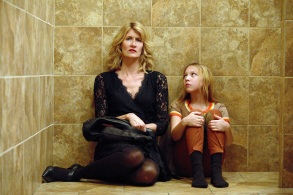 Laura Dern and Isabel Nelisse appear in The Tale by Jennifer Fox, an official selection of the U.S. Dramatic Competition at the 2018 Sundance Film Festival. Courtesy of Sundance Institute | photo by Kyle Kaplan.  All photos are copyrighted and may be used by press only for the purpose of news or editorial coverage of Sundance Institute programs. Photos must be accompanied by a credit to the photographer and/or 'Courtesy of Sundance Institute.' Unauthorized use, alteration, reproduction or sale of logos and/or photos is strictly prohibited.