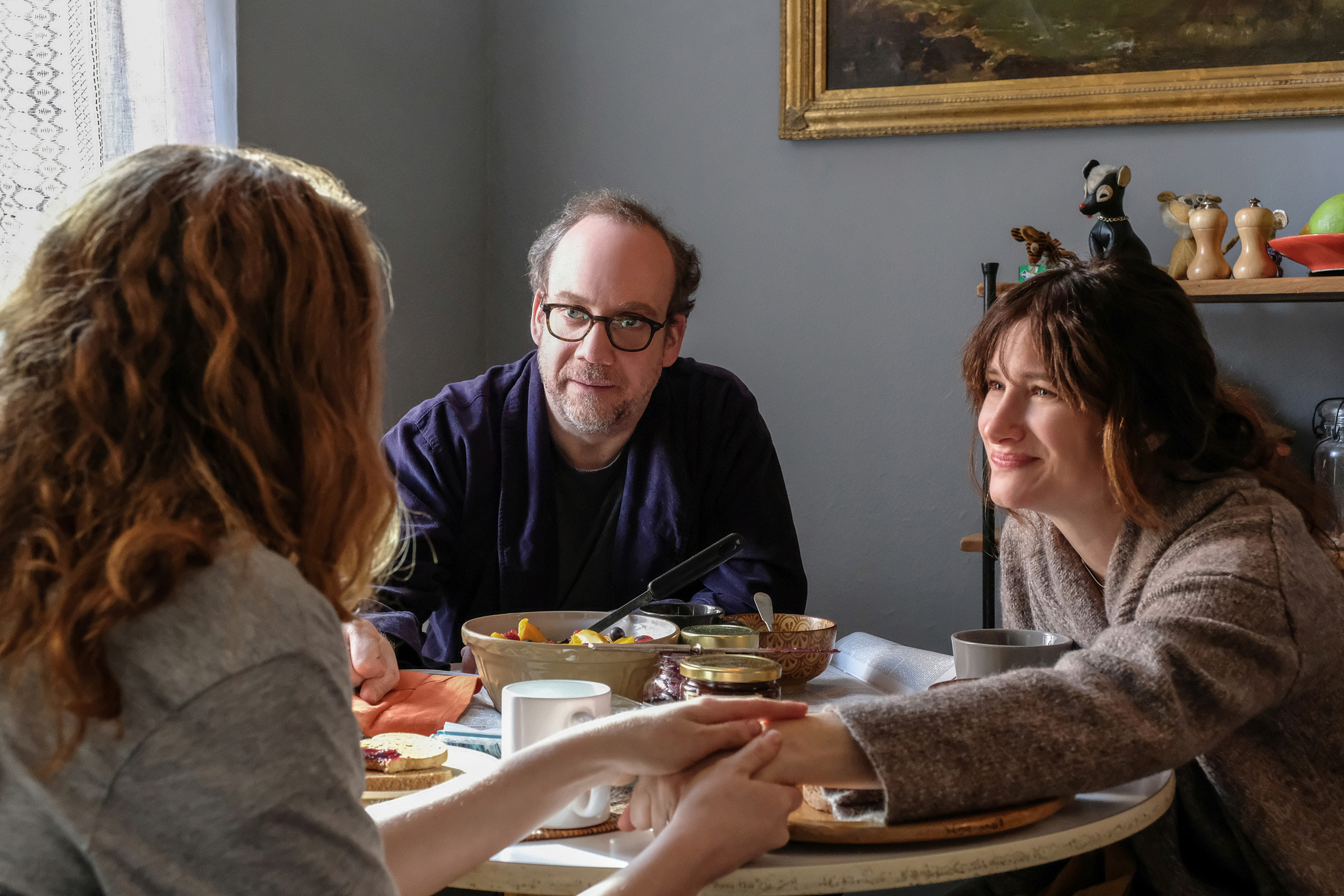 """Private Life"" starring Kathryn Hahn and Paul Giamatti"