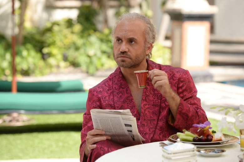 "THE ASSASSINATION OF GIANNI VERSACE: AMERICAN CRIME STORY ""The Man Who Would Be Vogue"" Episode 2 (Airs Wednesday. January 24, 10:00 p.m. e/p) -- Pictured: Edgar Ramirez as Gianni Versace. CR: Jeff Daly/FX"