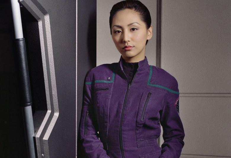 """Linda Park, """"Star Trek: Enterprise"""""""