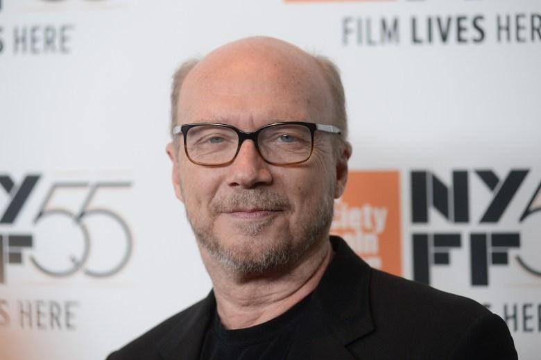 Paul Haggis'Spielberg' premiere, 55th New York Film Festival, USA - 05 Oct 2017