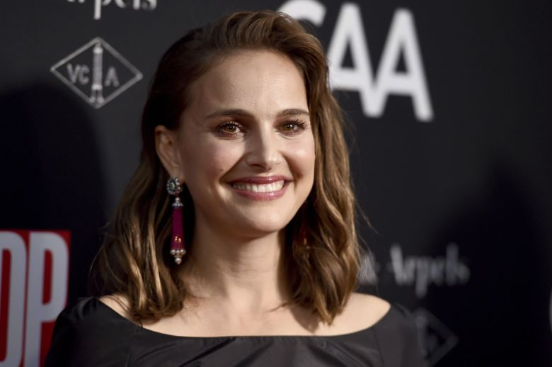 Natalie Portman arrives at the LA Dance Project Annual Gala and Unveiling of New Company Space, in Los AngelesLA Dance Project Annual Gala and Unveiling of New Company Space, Los Angeles, USA - 07 Oct 2017
