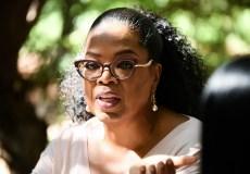Oprah WinfreyOprah Winfrey's Gospel Brunch, Montecito, USA - 15 Oct 2017