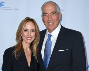 Dana Walden and Gary NewmanSaban Community Clinic Dinner Gala, Arrivals, Los Angeles, USA - 13 Nov 2017