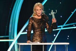 Nicole Kidman24th Annual Screen Actors Guild Awards, Show, Los Angeles, USA - 21 Jan 2018