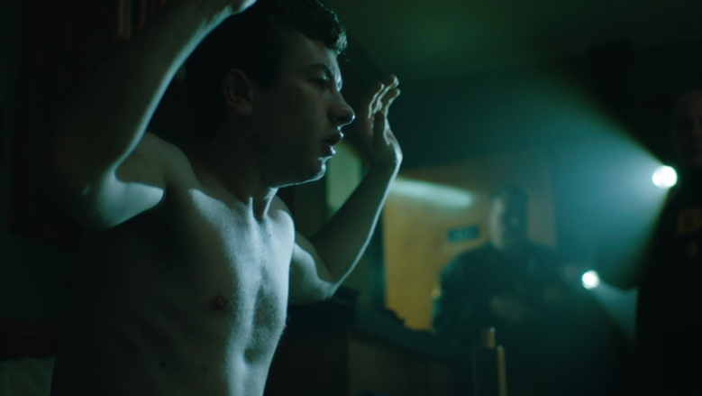 "Barry Keoghan ""American Animals"""