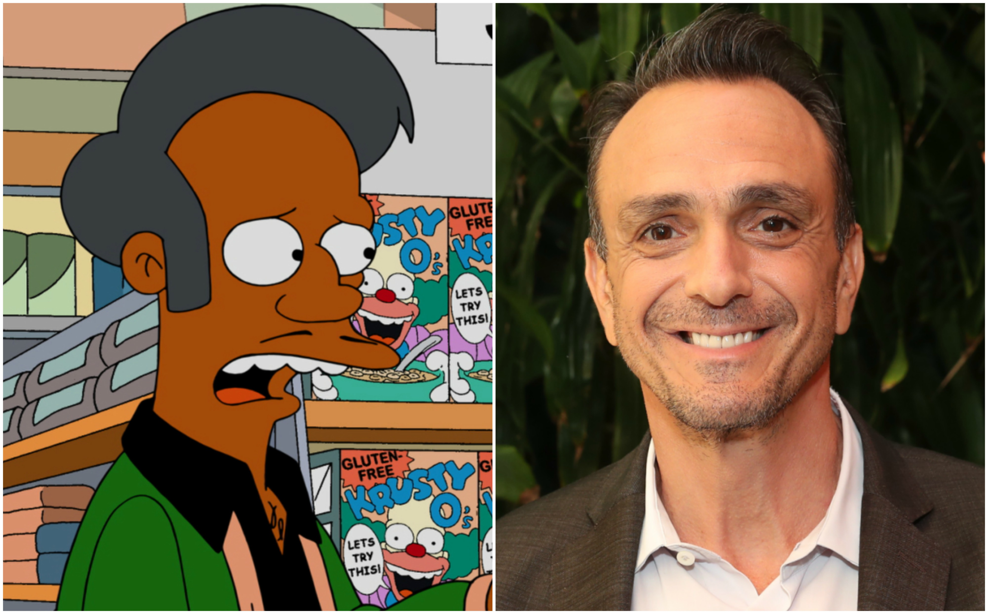 Hank Azaria on The Simpsons' Apu controversy: 'I'm willing to step aside'