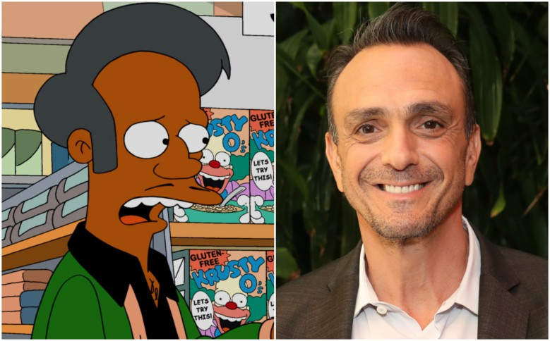 'The Simpsons': Hank Azaria Is Willing