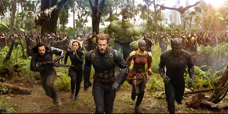 """Avengers Infinity War"""