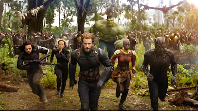 Avengers: Infinity War': A Reflection of Our Time or Mindless Drivel? |  IndieWire