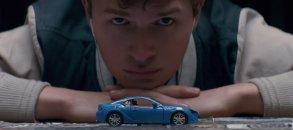 Ansel Elgort Baby Driver