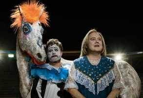 """Zach Galifianakis and Louie Anderson, """"Baskets"""""""