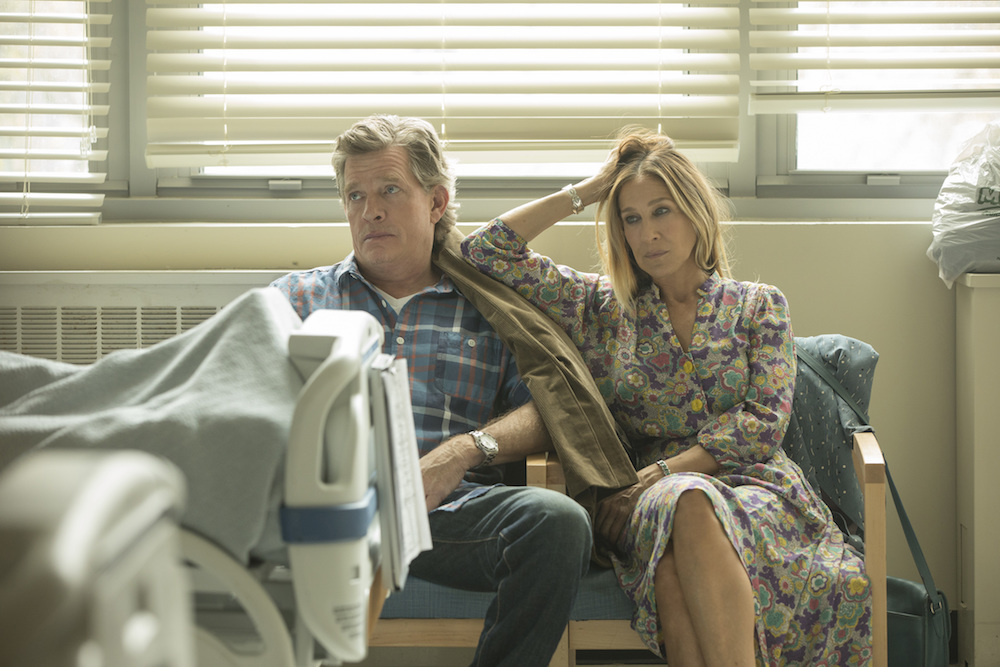 Divorce Season 2 Thomas Haden Church Sarah Jessica Parker