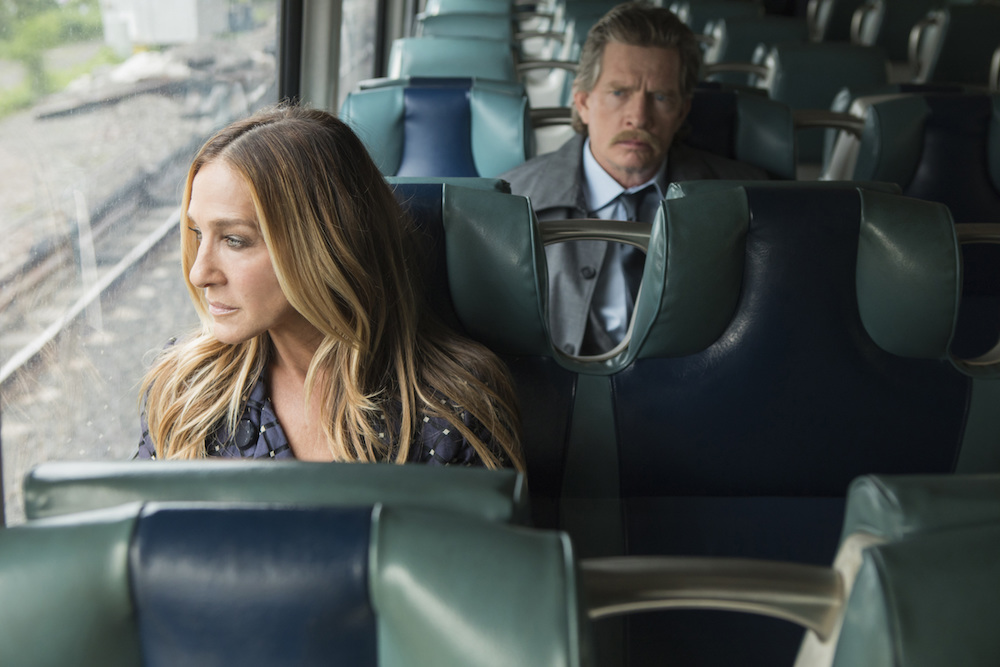 Divorce Season 2 Sarah Jessica Parker Thomas Haden Church
