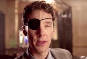 """Benedict Cumberbatch, """"Patrick Melrose"""""""