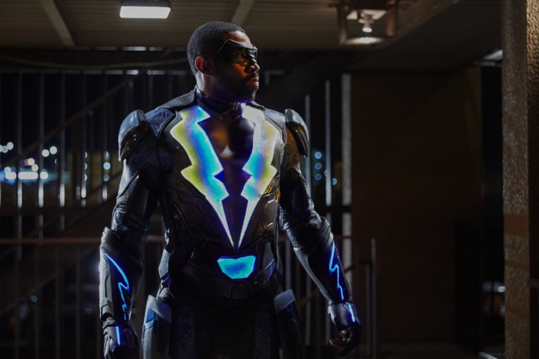 Black Lightning The CW