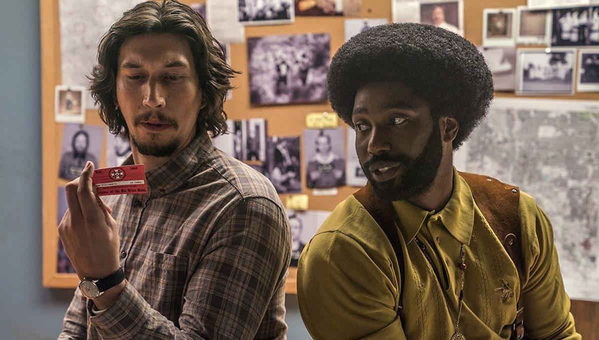SAG Awards Prove 'BlacKkKlansman' Has Oscar Momentum, But It's Not the Only Surprise