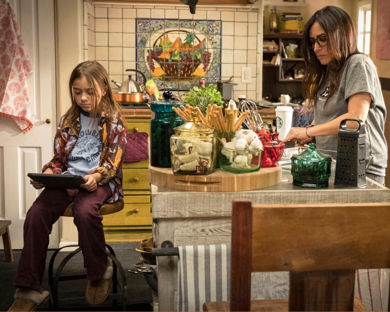 "Olivia Edward and Pamela Adlon, ""Better Things"""