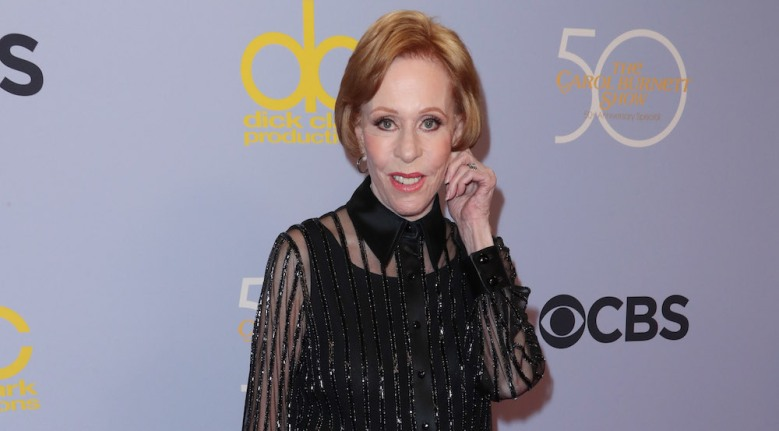 Carol Burnett'The Carol Burnett 50th Anniversary Special', Los Angeles, USA - 04 Oct 2017
