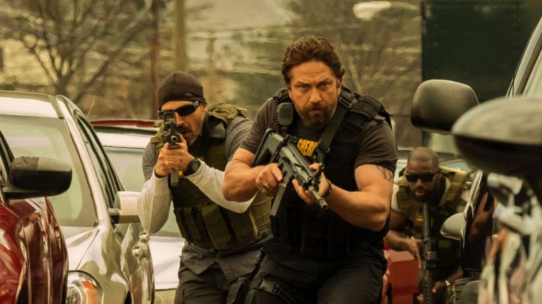 Den of Thieves Review: Gerard Butler Leads Bloated Bank