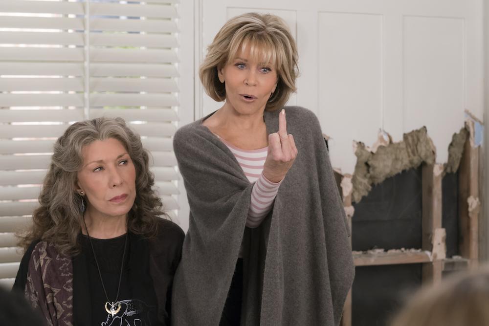 Grace and Frankie Season 4 Review Netflix Ending Means A Lot