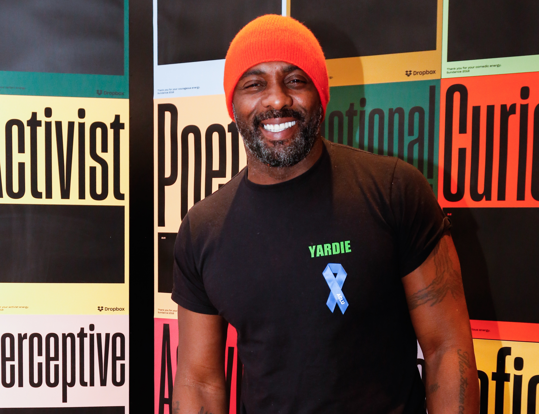 Idris Elba, Dropbox