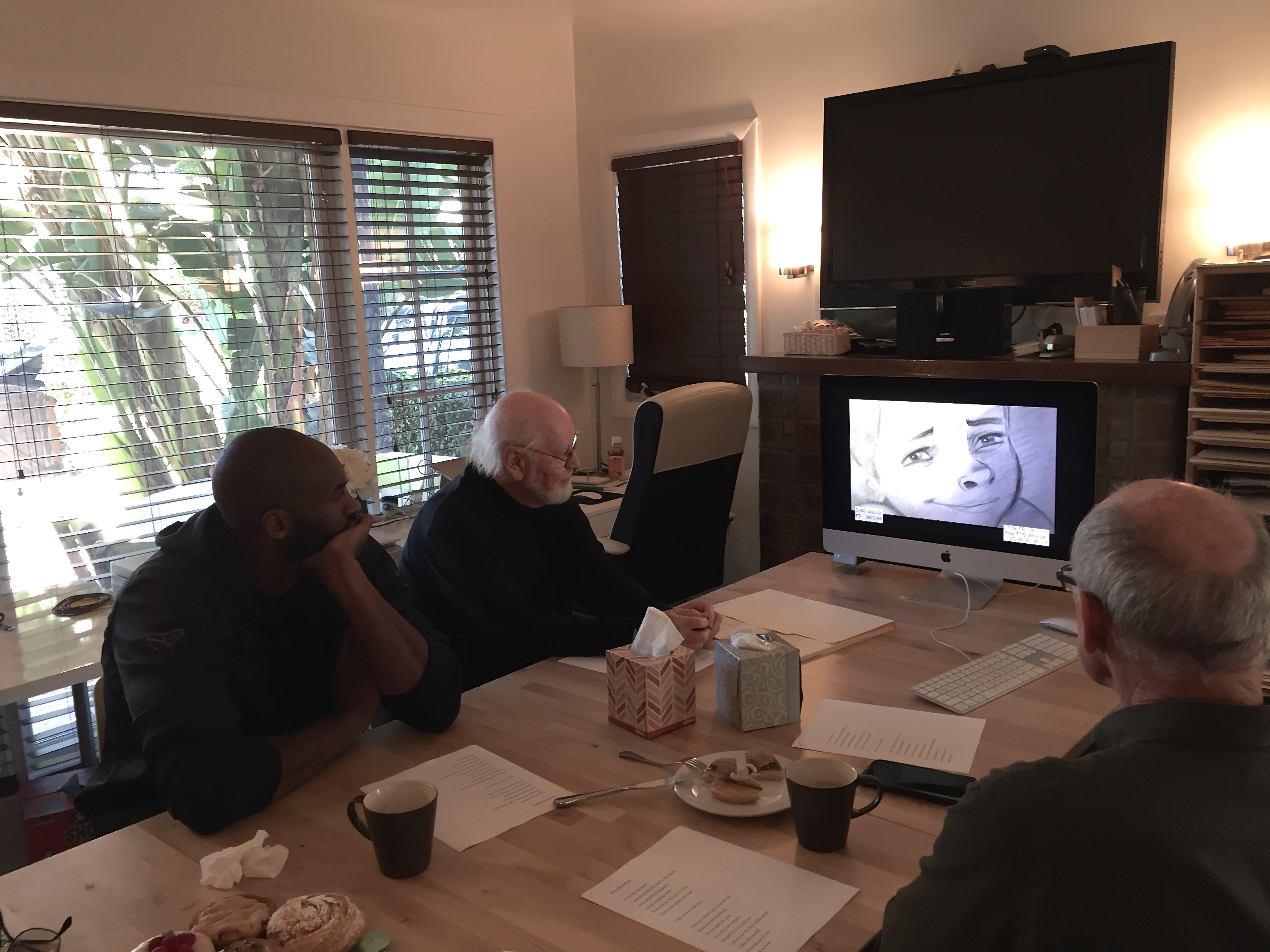 With Dear Basketball Animator Glen Keane Meets Nba Star
