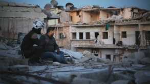 Last Men in Aleppo 1