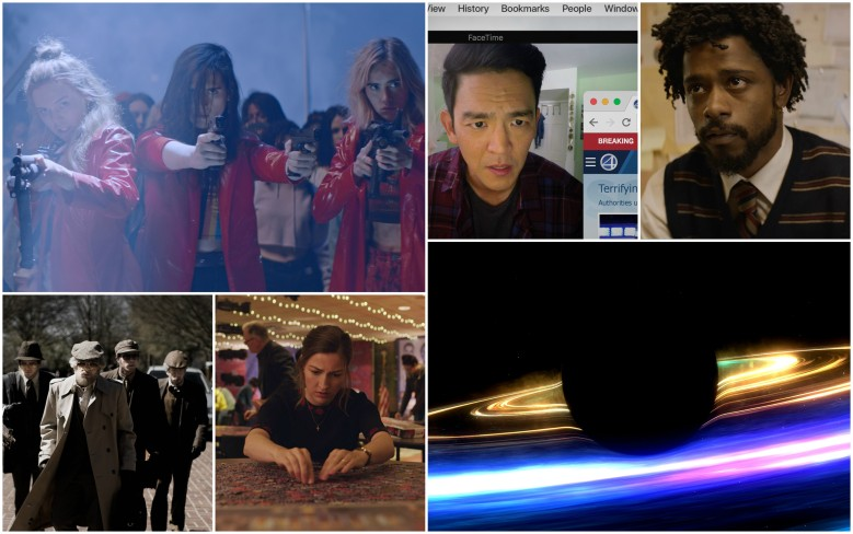 Assassination Nation Search Sorry to Bother You American Animals Puzzle Spheres