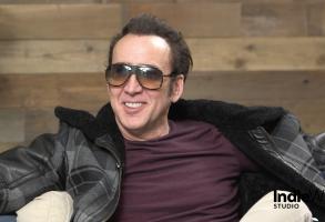 Nicolas Cage Sundance Studio Mandy