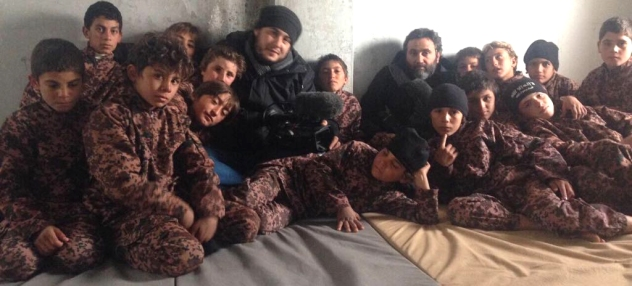 Talal Derki Made His Documentary About Jihadists in Syria By Pretending to Join Their Holy War