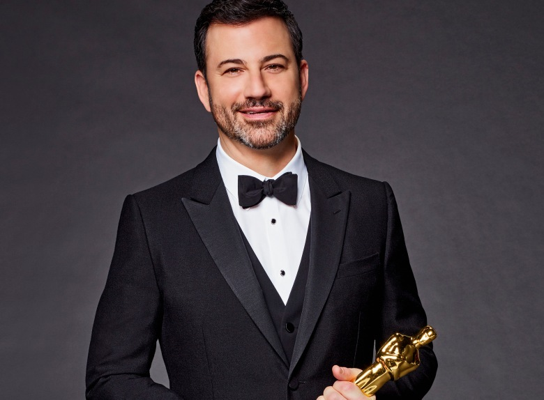 Jimmy Kimmel, The Oscars
