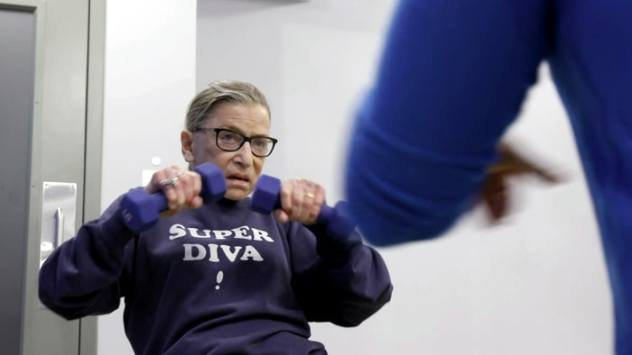 'RBG': The Filmmakers Say Sparkly Gavels Are Even Better Than Awards