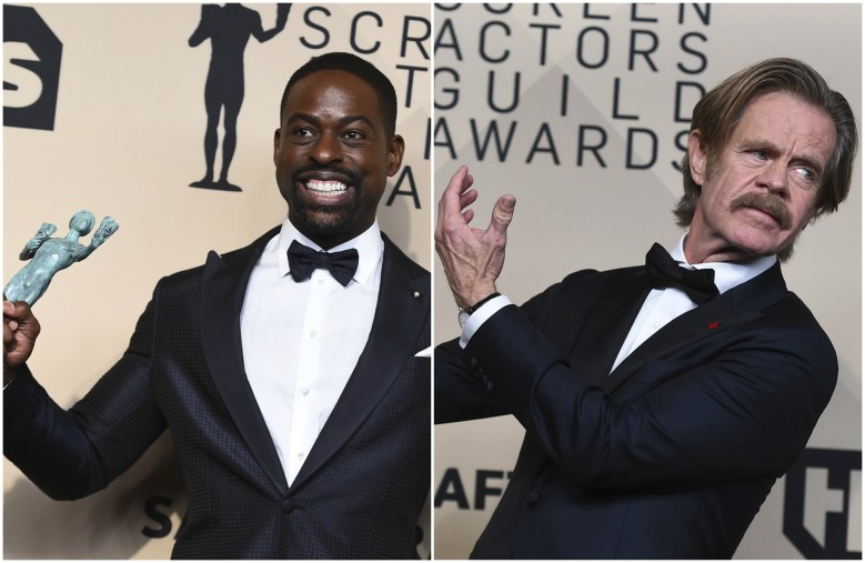 Sterling K Brown And William H Macy